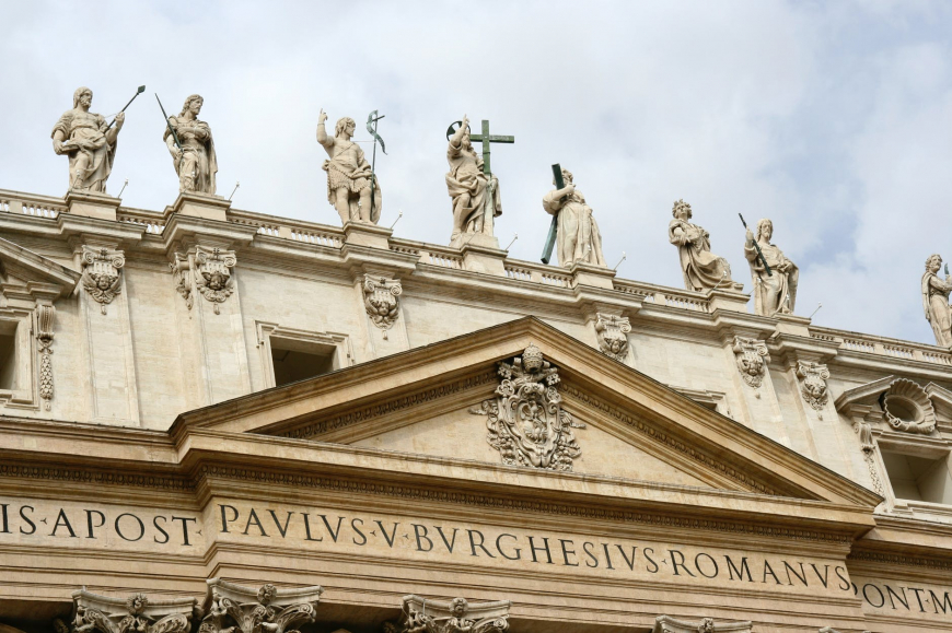 VATICAN REDUCES SALARIES OF CARDINALS AND CLERICS